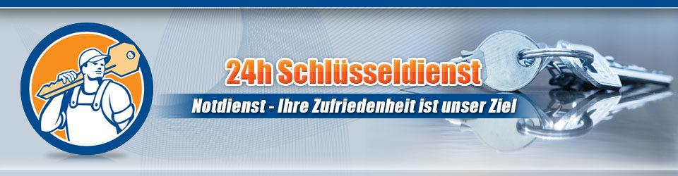 Schlüsseldienst – Festpreis – 24h Notdienst